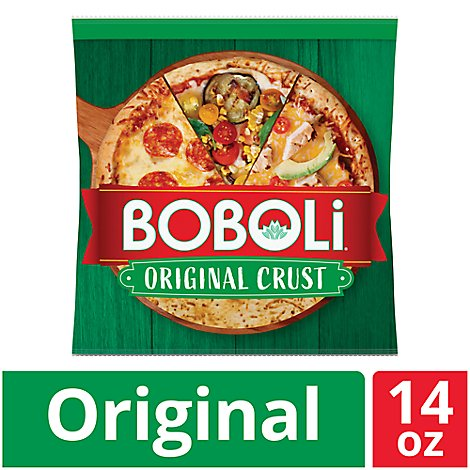 Boboli Pizza Crust Original 12 Inch - 14 Oz