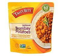 Tasty Bite Bombay Potatoes - 10 Oz