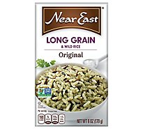 Near East Rice Mix Long Grain & Wild Original Box - 6 Oz