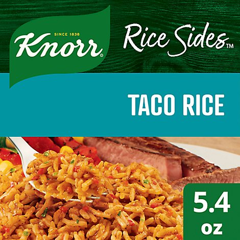 Knorr Fiesta Sides Taco Rice - 5.4 Oz