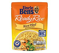 UNCLE BENS Ready Rice Rice Pilaf with Orzo Pasta - 8.8 Oz