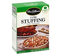 Mrs. Cubbisons Stuffing Seasoned Herb Cube Box - 10 Oz