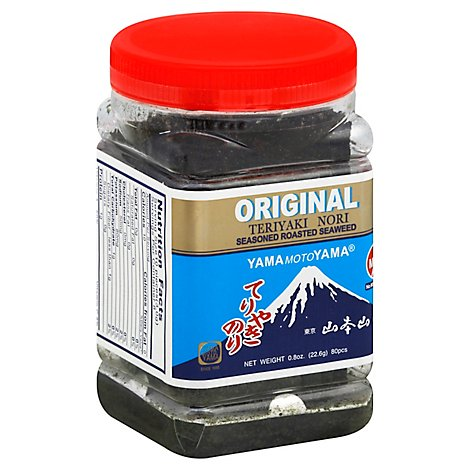 Yama Moto Yama Specialty Food Teriyaki Nori - .8 Oz