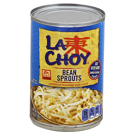 La Choy Vegetables Bean Sprouts - 14 Oz