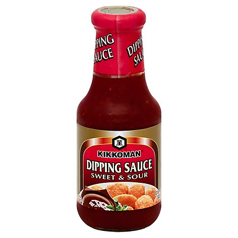 Kikkoman Sauce Dipping Sweet & Sour - 12 Oz