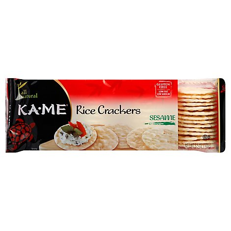Ka-Me Sesame Rice Crunch - 3.5 Oz