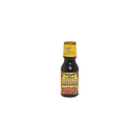 Kikkoman Sauce Teriyaki Honey Pineapple - 12.8 Oz
