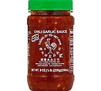 Huy Fong Sauce Vienam Garlic Chili - 8 Oz