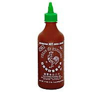 Huy Fong Chili Sauce Hot Sriracha - 17 Oz