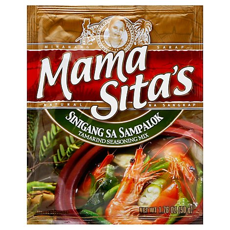 Mama Sitas Specialty Food Singang Mix Tamarind - 1.7 Oz