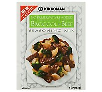 Kikkoman Specialty Food Beef Broccoli Sauce - 1 Oz