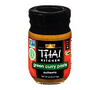 Thai Kitchen Gluten Free Authentic Paste Green Curry - 4 Oz