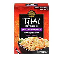 Thai Kitchen Gluten Free Noodle Kit Pad Thai - 9 Oz