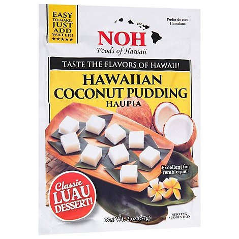 NOH of Hawaii Mix Coconut Haupia - 2 Oz