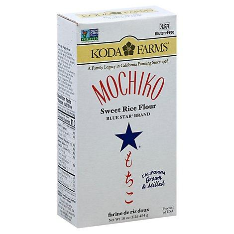 Koda Mochiko Specialty Food Rice Flour - 16 Oz