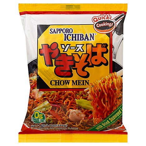 Sapporo Specialty Food Chow Mein Yakisoba - 3.6 Oz