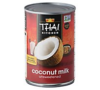 Thai Kitchen Coconut Milk Gluten Free Unsweetened - 13.66 Fl. Oz.