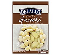 DeLallo Pasta Gnocchi Potato Box - 16 Oz