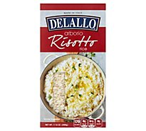 DeLallo Rice Arborio Risotto Made In Italy - 17.6 Oz