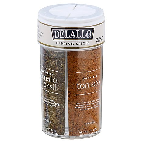 DeLallo Dipping Seasoning Spices - 3.31 Oz