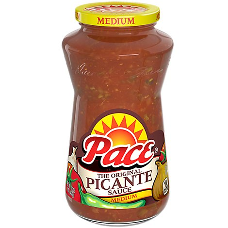 Pace Sauce Picante The Original Medium Jar - 16 Oz