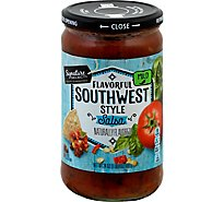 Signature SELECT Salsa Southwest Mild Jar - 24 Oz