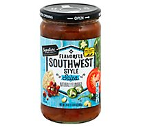 Signature SELECT Salsa Southwest Medium Jar - 24 Oz