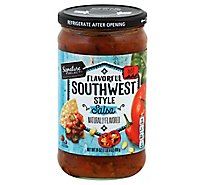 Signature SELECT Salsa Southwest Hot Jar - 24 Oz