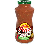 Pace Sauce Picante The Original Mild Jar - 24 Oz