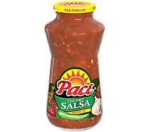 Pace Salsa Chunky Medium Jar - 24 Oz