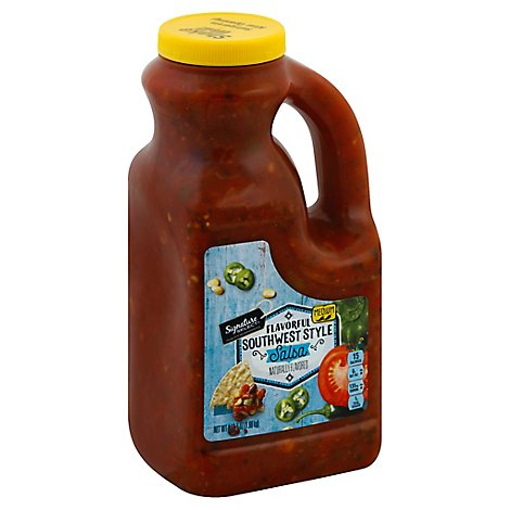 Signature SELECT Salsa Southwest Medium Jug - 70 Oz