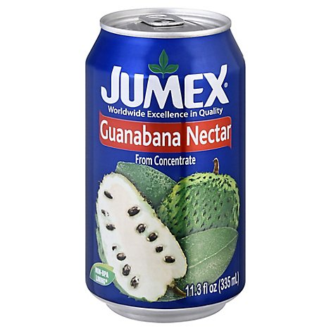 Jumex Nectar From Concentrate Guanabana Can - 11.3 Fl. Oz.