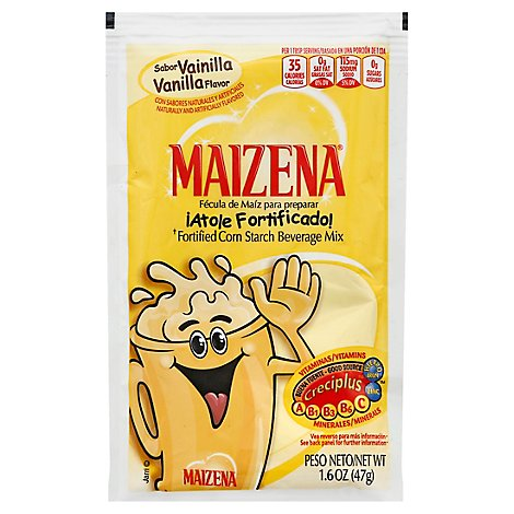 Maizena Corn Starch Vanilla Envelope - 1.6 Oz