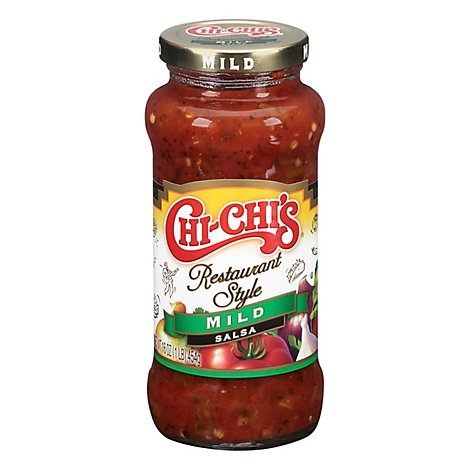 CHI-CHIS Salsa Original Recipe Mild - 16 Oz