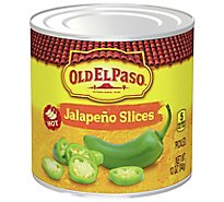 Old El Paso Jalapeno Slices Pickled Jar - 12 Oz