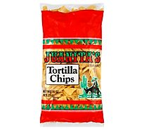 Juanitas Tortilla Chips - 15 Oz