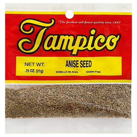 Tampico Spices Anise Seed - .75 Oz