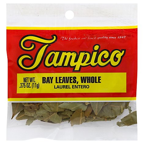 Tampico Spices Bay Leaves - .37 Oz