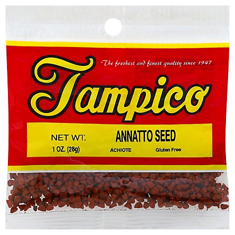 Tampico Spices Annatto Seed - Oz
