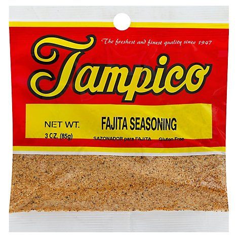 Tampico Spices Fajita Seasoning - 3 Oz