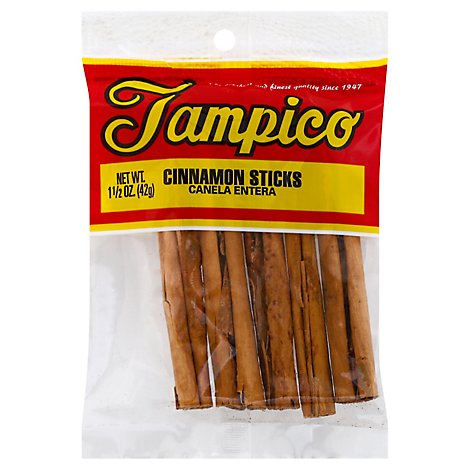 Tampico Spices Cinnamon Stick - 1.5 Oz