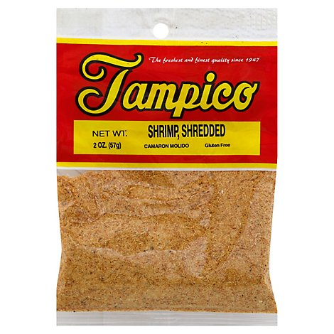 Tampico Spices Shrimp Shredded - 2 Oz
