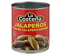 La Costena Jalapenos Can - 26 Oz