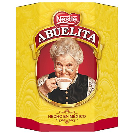 Nestle Abuelita Hot Chocolate Drink Tablets Box 6 Count - 19 Oz