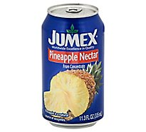 Jumex Nectar From Concentrate Pineapple Can - 11.3 Fl. Oz.