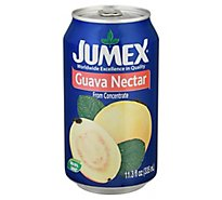 Jumex Nectar From Concentrate Guava Can - 11.3 Fl. Oz.