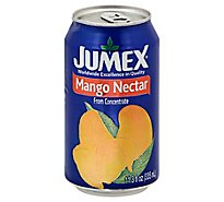 Jumex Nectar From Concentrate Mango Can - 11.3 Fl. Oz.