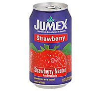 Jumex Nectar From Concentrate Strawberry Can - 11.3 Fl. Oz.