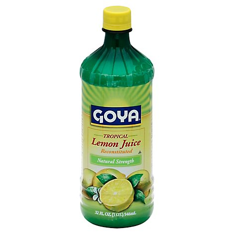Goya Lemon Juice - 32 Fl. Oz.