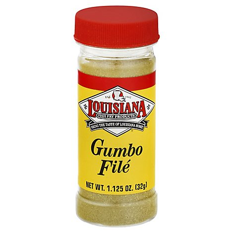 Louisiana Gumbo File - 1.12 Oz